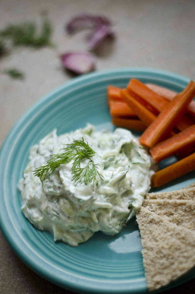 World S Best Tzatziki Recipe Just 1 Bowl And 5 Minutes