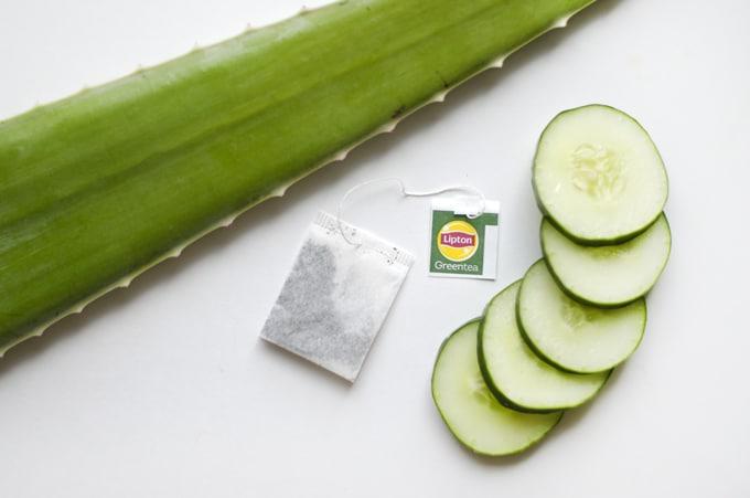 Cucumber Spa Day