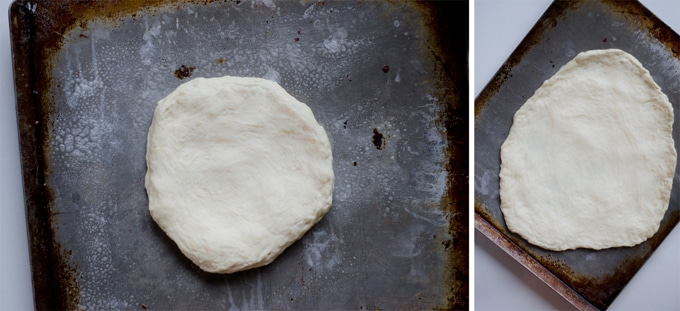 Easy Peasy Pizza Dough