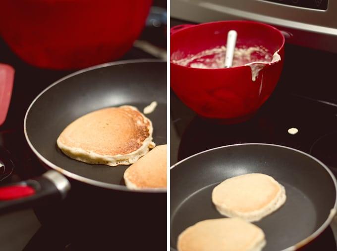 Vanilla Pancake Recipe