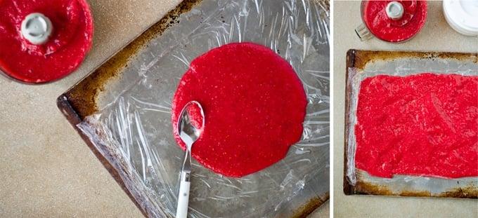 3 Ingredient Fruit Roll-Ups