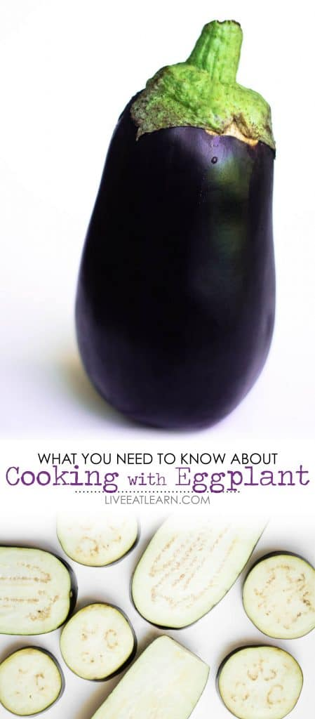 Everything you need to know about cooking with eggplant: seasonality, variations, storage tips, and more!