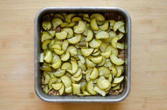 Zucchini Crisp