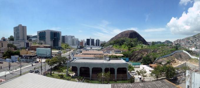 Rio de Janeiro, Brazil favela