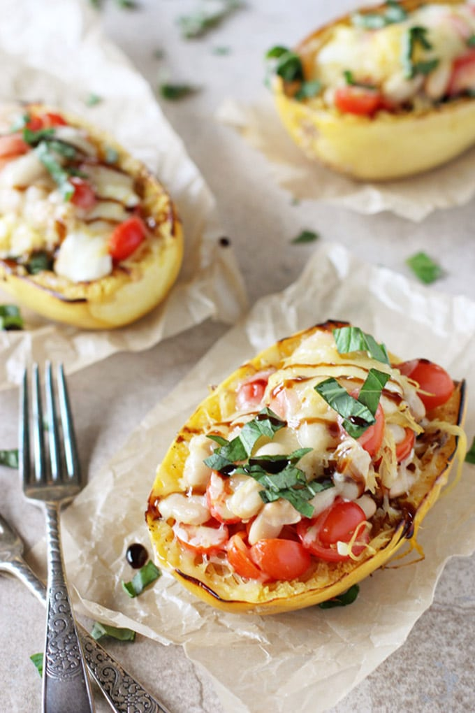 8 spaghetti squash recipes to spruce up your low carb, gluten-free dinner routine!