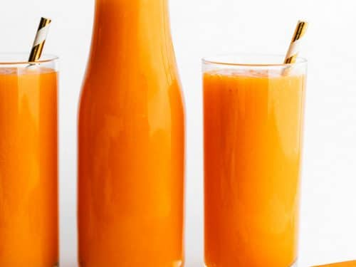 Tropical Carrot Juice