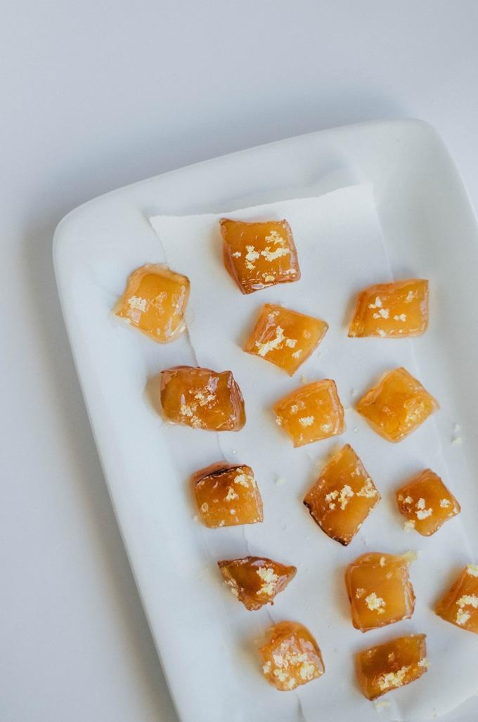 Kombucha SCOBY Candy