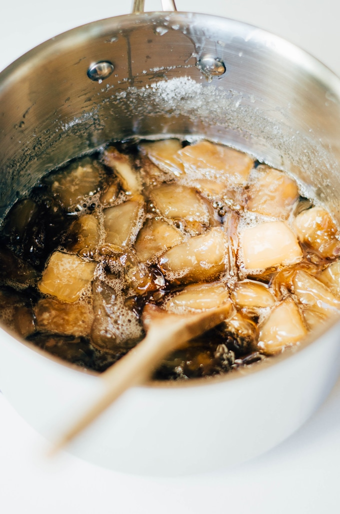 How to make Kombucha SCOBY Candy