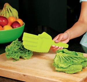 karate chop lettuce chopper