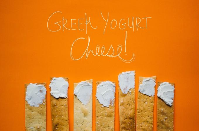 Greek Yogurt Cheese spread
