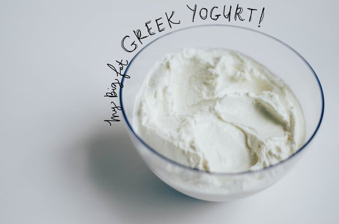 How to make Greek yogurt in your oven with just two simple ingredients!