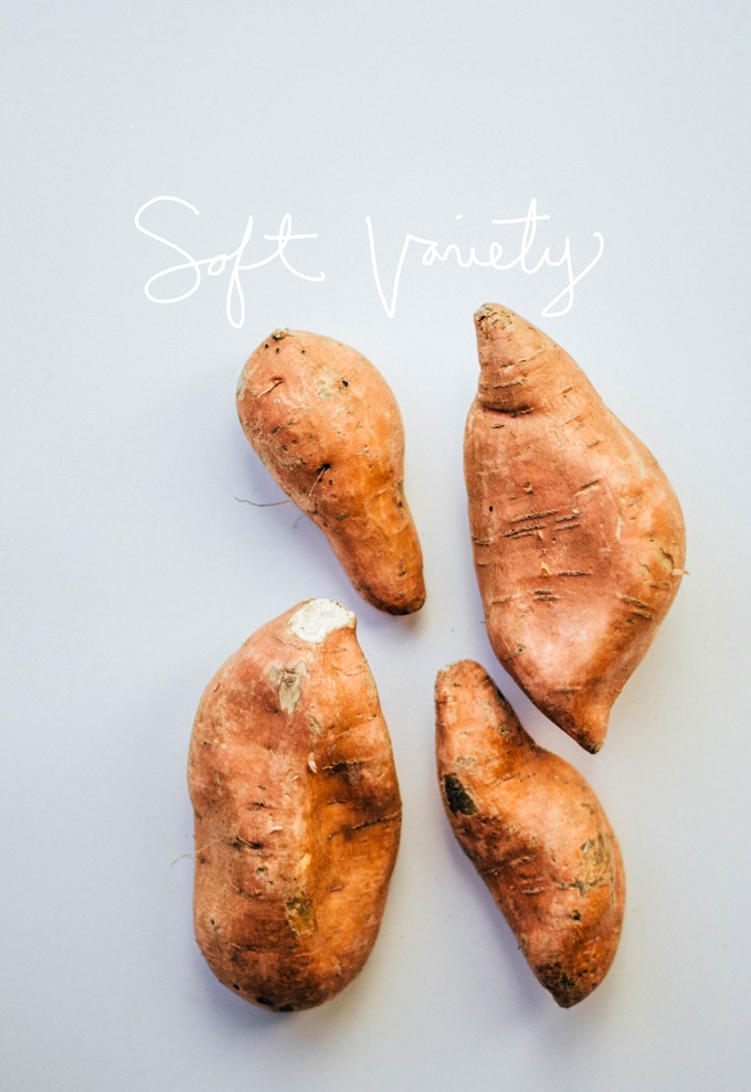 Soft Sweet Potato