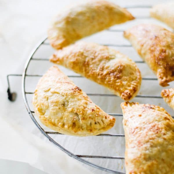 Apple Gouda Cheese Hand Pies