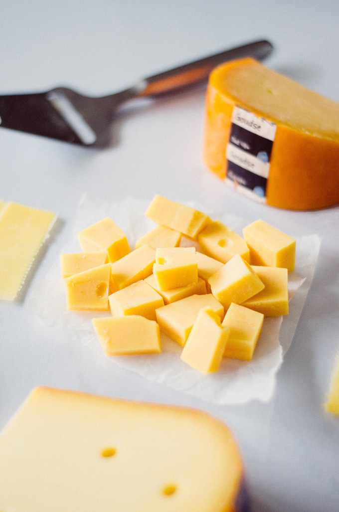 Here is everything you need to know about the infamous Dutch cheese, Gouda cheese! Variations, how to store it, nutrition information, and more.