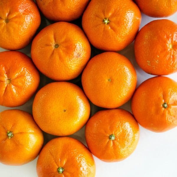 What are mandarin oranges?