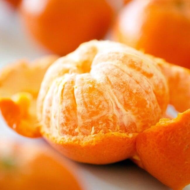 What are mandarin oranges?