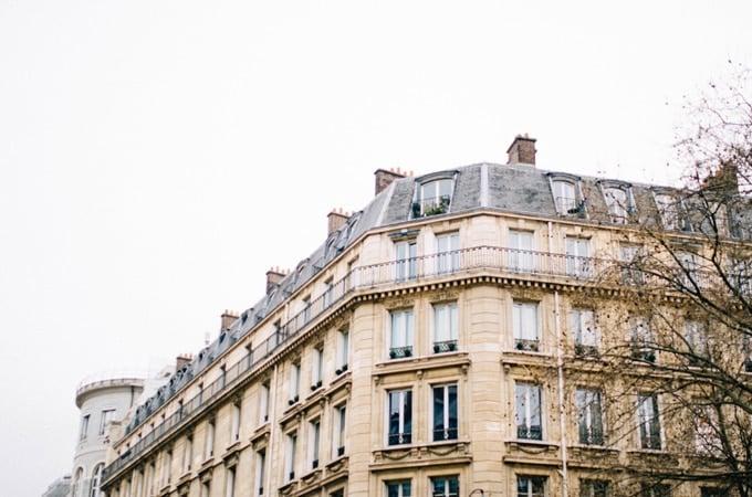 A weekend in Paris