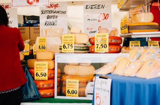 Blaak Markt Rotterdam