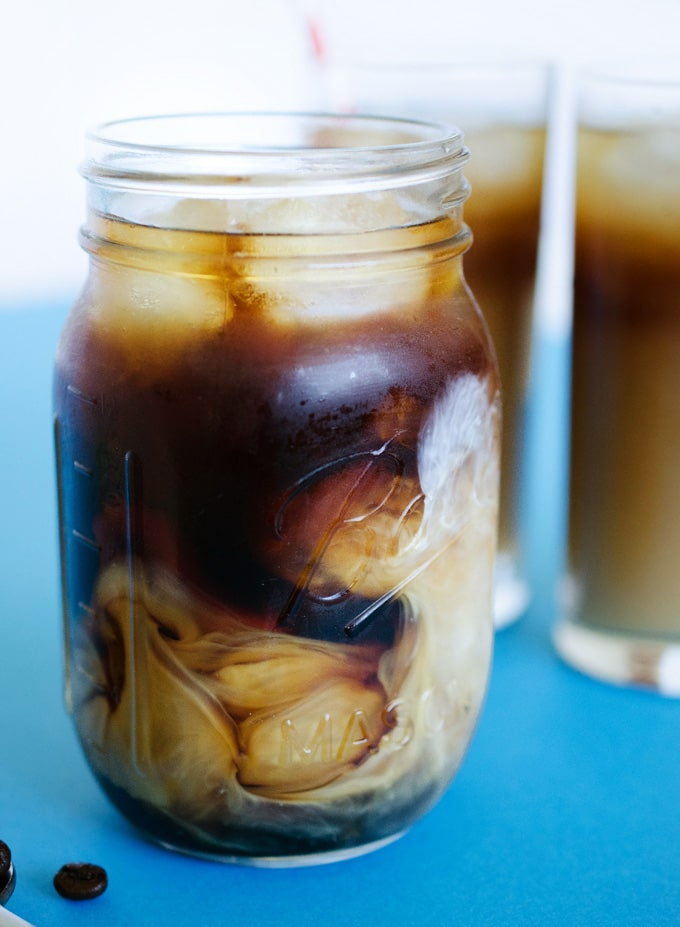 Fizzy Cold Brewed Coffee | Live Eat Learn