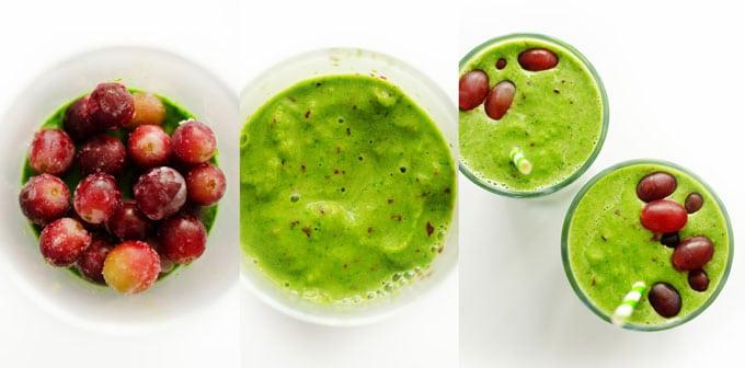 green-grape-smoothie