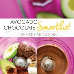 This avocado chocolate smoothie recipe is a simple, healthy, and decadent drink you can whip up for breakfast, snack, or even dessert! It's a healthy treat with only 5 vegan/gluten-free ingredients, what's not to love?