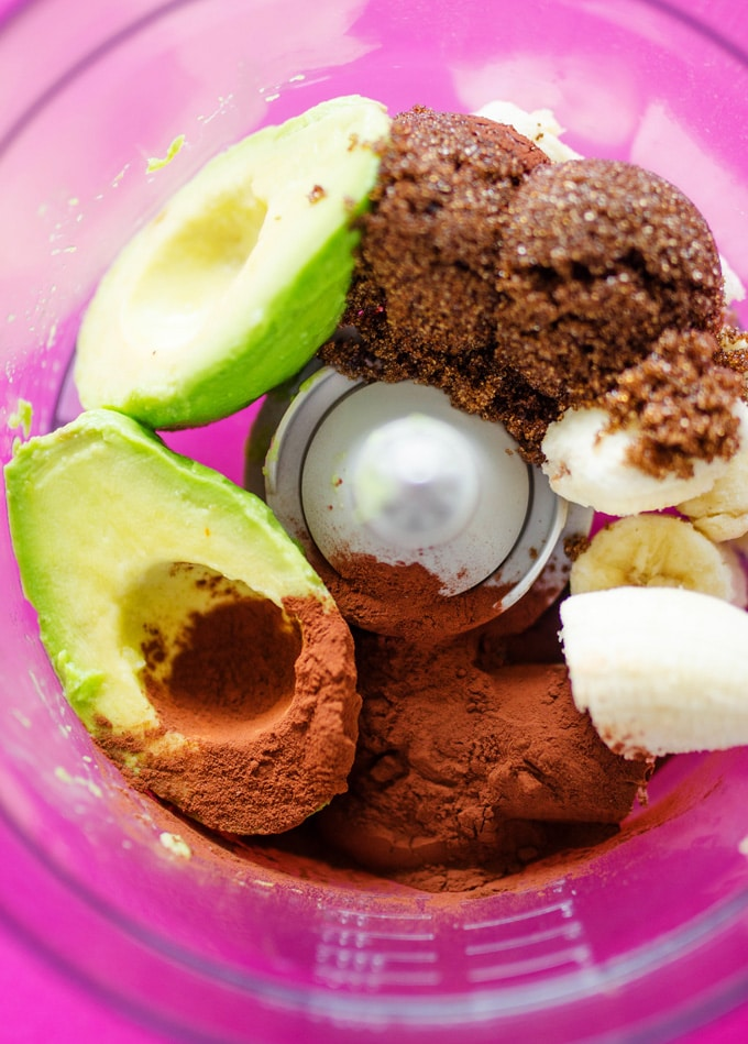 Avocado Chocolate Smoothie