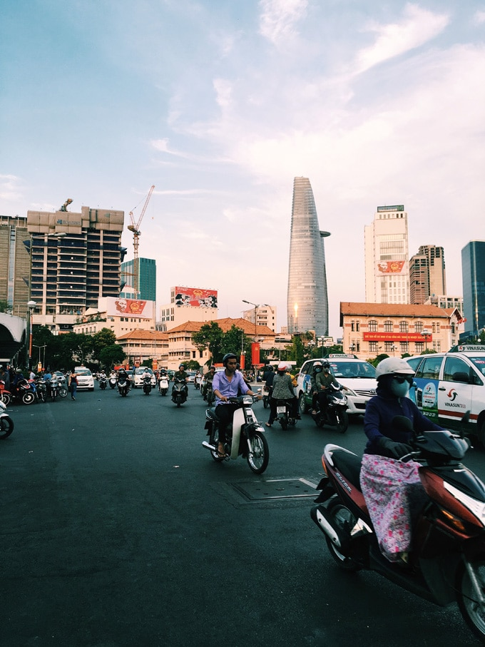 A Week in Southern Vietnam
