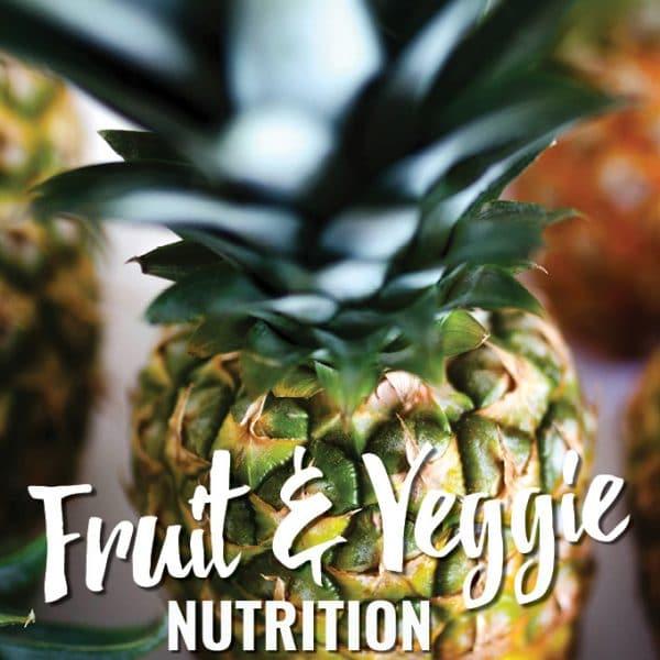 FRUIT AND VEGGIE NUTRITION CALCULATOR