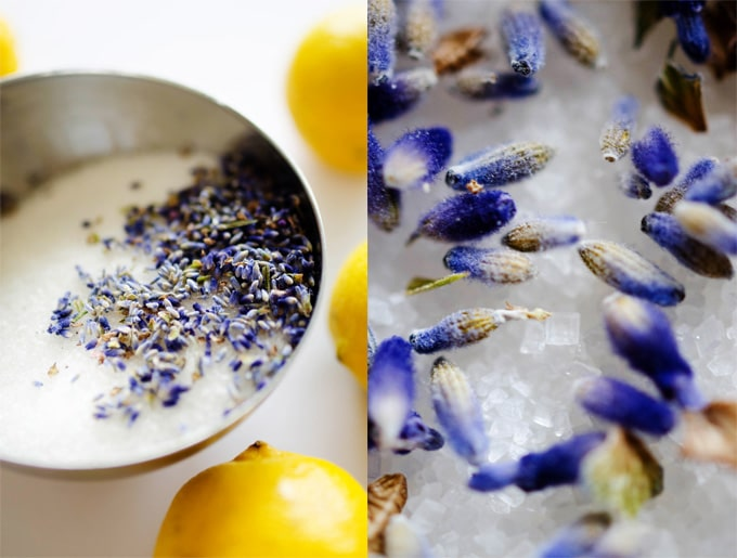 Lemonade takes on an ultra-summery and refreshing form in this Lavender Lemonade Slushy!