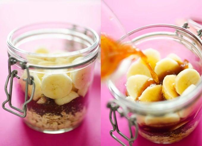 Mocha Overnight Oats: Morning in a Jar