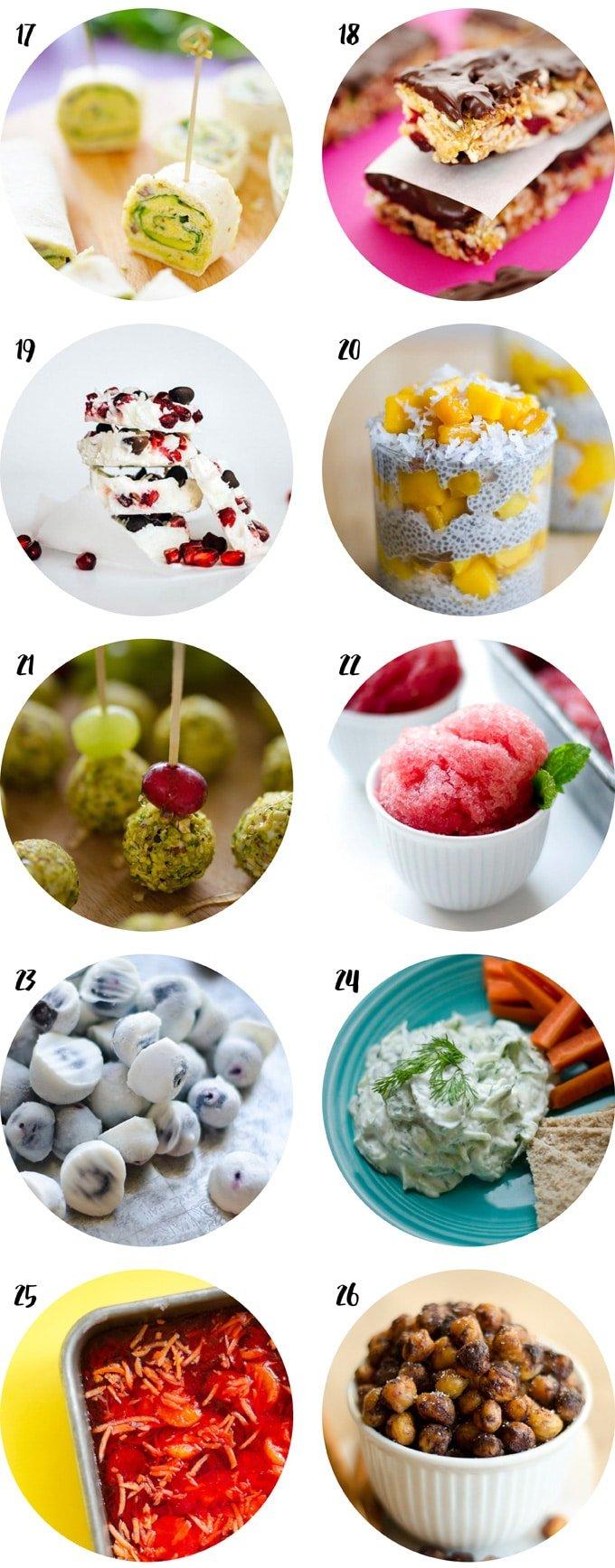 26 Healthy Dorm Room Recipes