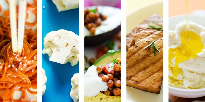 Low Carb Pantry Staples and Recipes