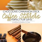 This cinnamon stick coffee stirrers recipe makes the perfect holiday gift or little indulgence, adding a decadent touch to your favorite coffee.