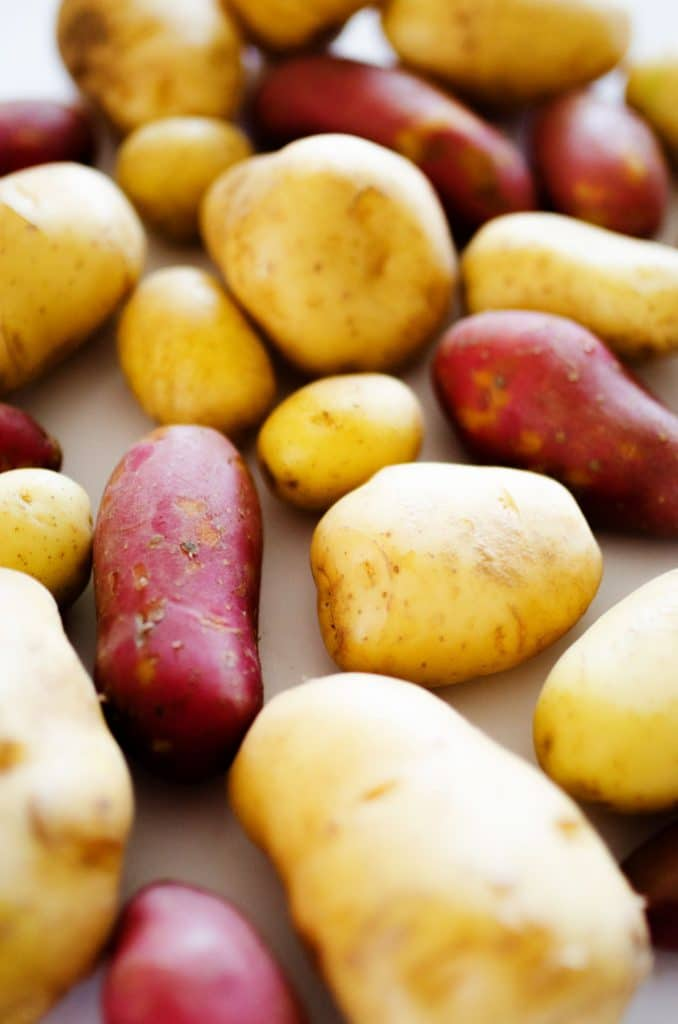 What you need to know about cooking with potatoes