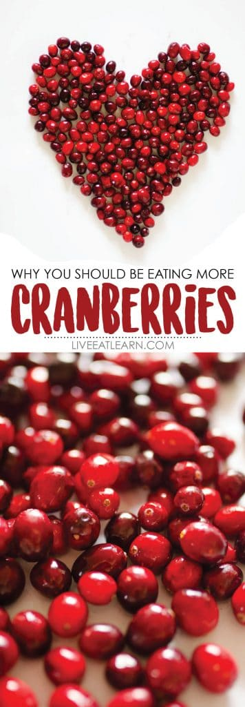 Cranberries for health