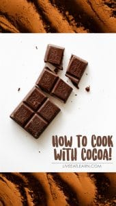 Everything you need to know about cocoa, including how it's made, varieties, how to store it, and nutrition information for cocoa powder.