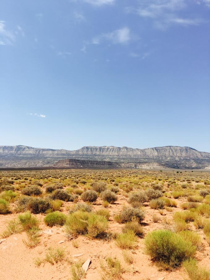 Hiking Out West: Utah and Arizona