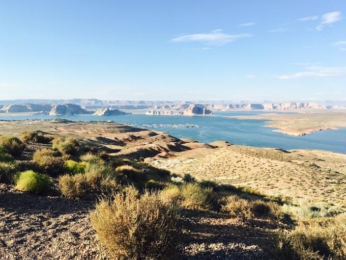 Hiking Out West: Utah and Arizona