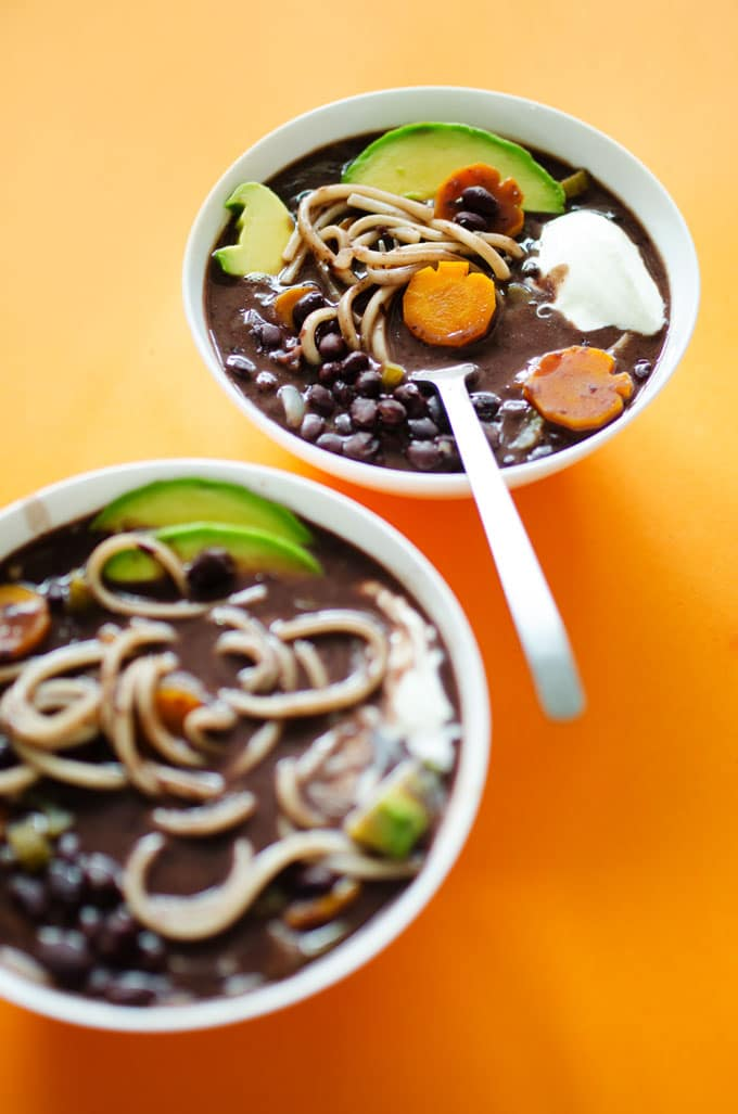 Halloween Soup Black Bean Boo Dle Live Eat Learn