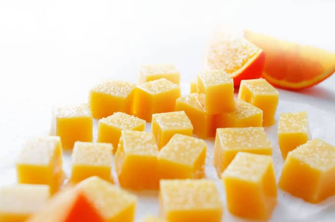 You can make your own Orange Creamsicle Vegan Gummies at home with just a few ingredients (and no fancy thermometers or steps required!)
