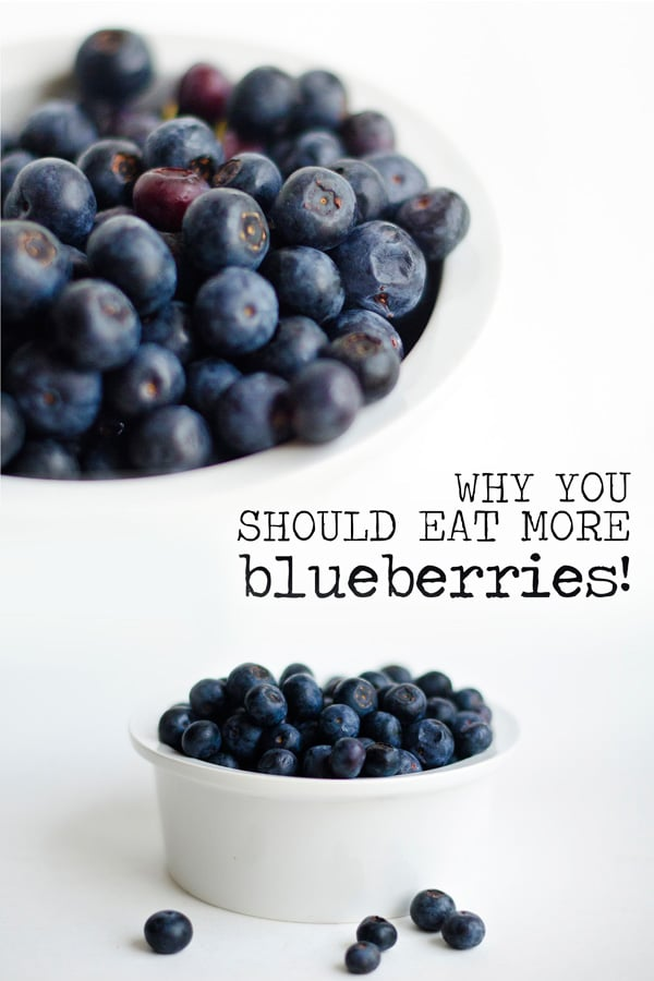 Everything you need to know about summer's favorite fruit...blueberries! Variations, seasonality, nutrition, and blueberry storage tips this way. #healthy #fruit #blueberries