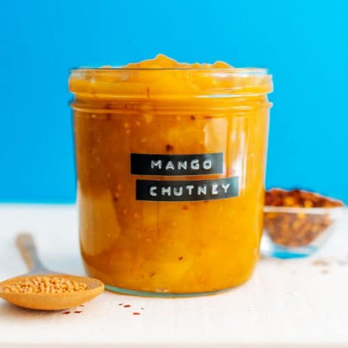 The Best Mango Chutney Recipe Easy To Make Live Eat Learn