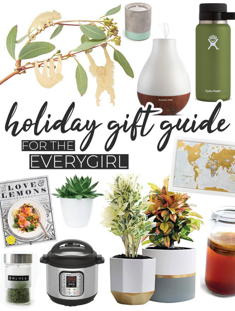 Holiday gift ideas guide for her