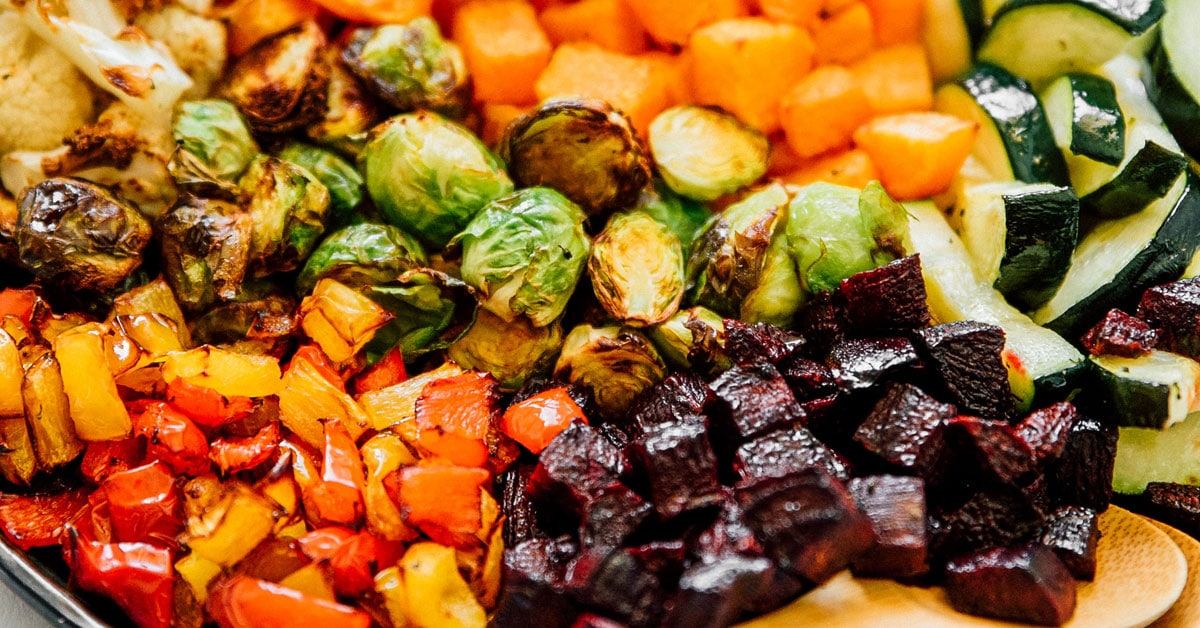 Air Fryer Vegetables How To Air Fry Virtually Any Veggie