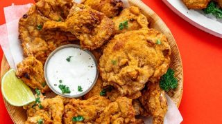 Buttermilk Fried Mushrooms