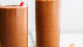 Chocolate Low Carb Smoothie