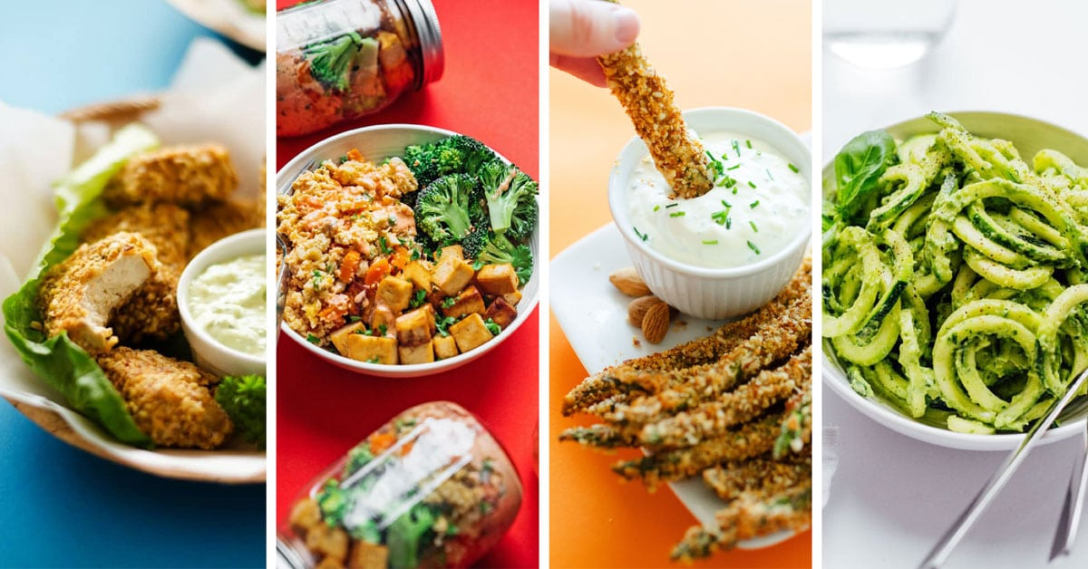 9 Low Carb Vegetarian Dinners You Ll Love Live Eat Learn