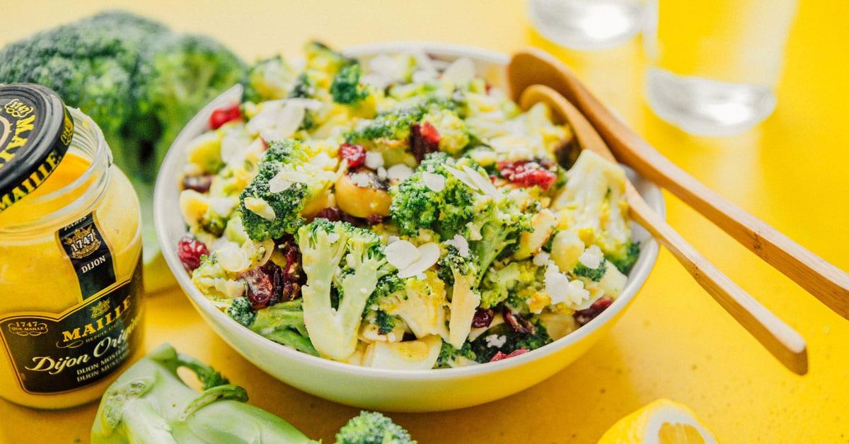 Broccoli Salad Recipe Honey