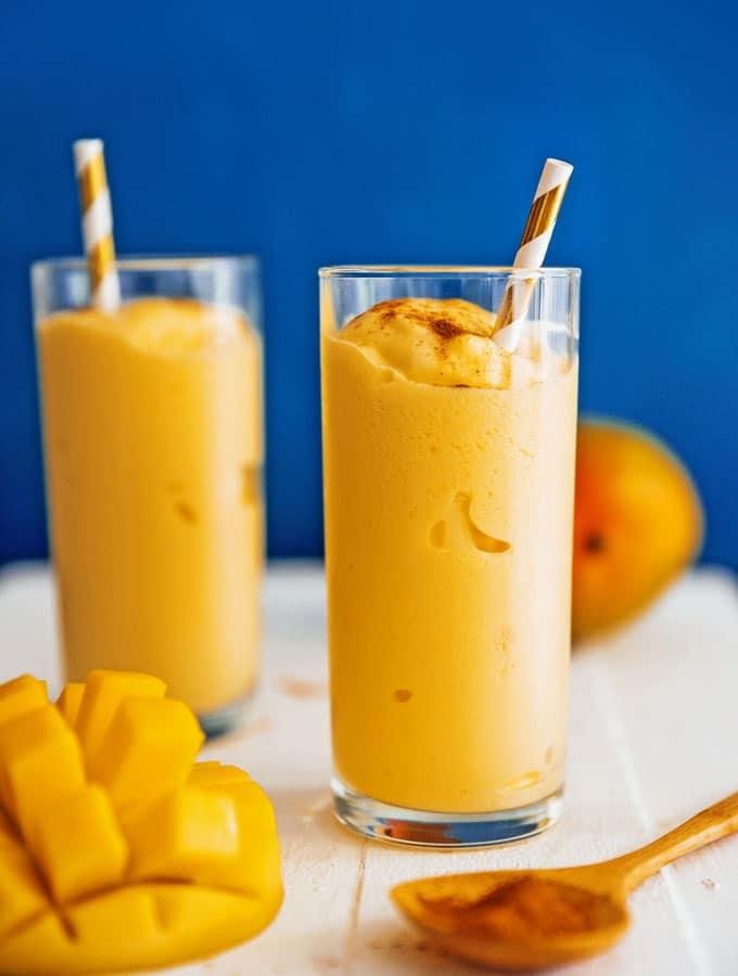 the best mango lassi recipe 5 minutes 5 ingredients